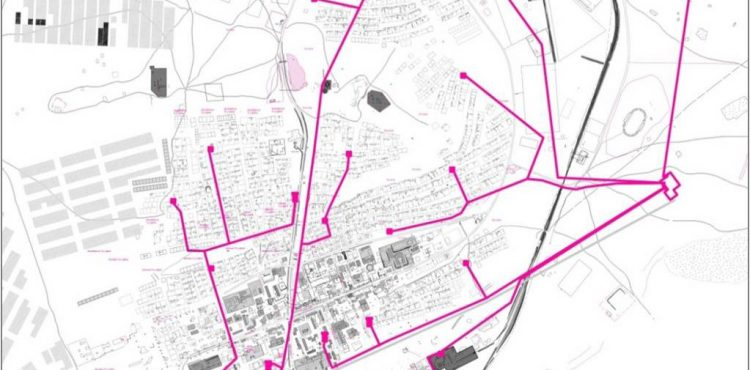 Мэдээлэл холбооны шугам сүлжээний трасс зөвшилцөх
