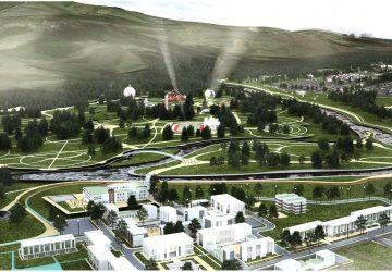 Баянзүрх дүүргийн ГАЧУУРТ тосгоны хэсэгчилсэн ерөнхий төлөвлөгөө