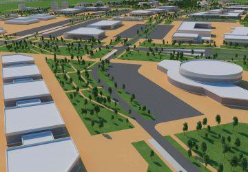 Багахангай дүүргийн хөнгөн үйлдвэр технологийн парк