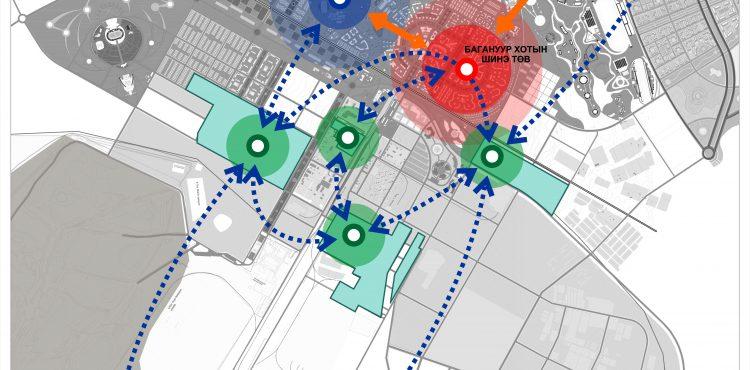 Багануур дүүргийн үйлдвэр технологийн паркийн хэсэгчилсэн ерөнхий төлөвлөгөө